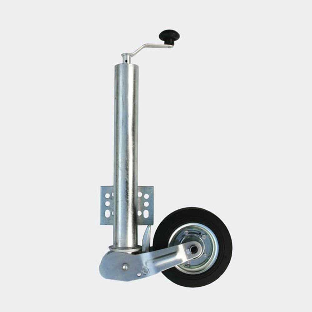 wiltec klappbares st tzrad bugrad 453kg automatisches st tzrad anh nger bugrad automatik. Black Bedroom Furniture Sets. Home Design Ideas