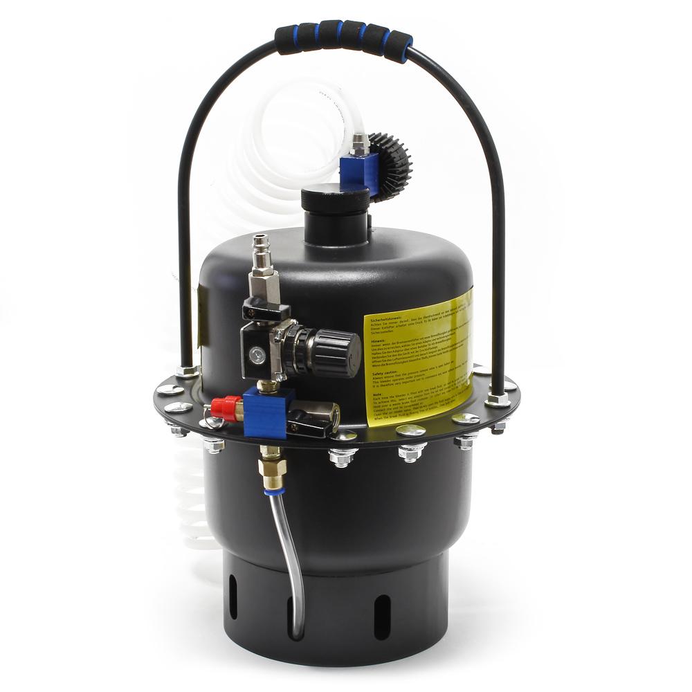purgeur de frein pneumatique purgeur de frein extract liquide d 39 embrayage ebay. Black Bedroom Furniture Sets. Home Design Ideas