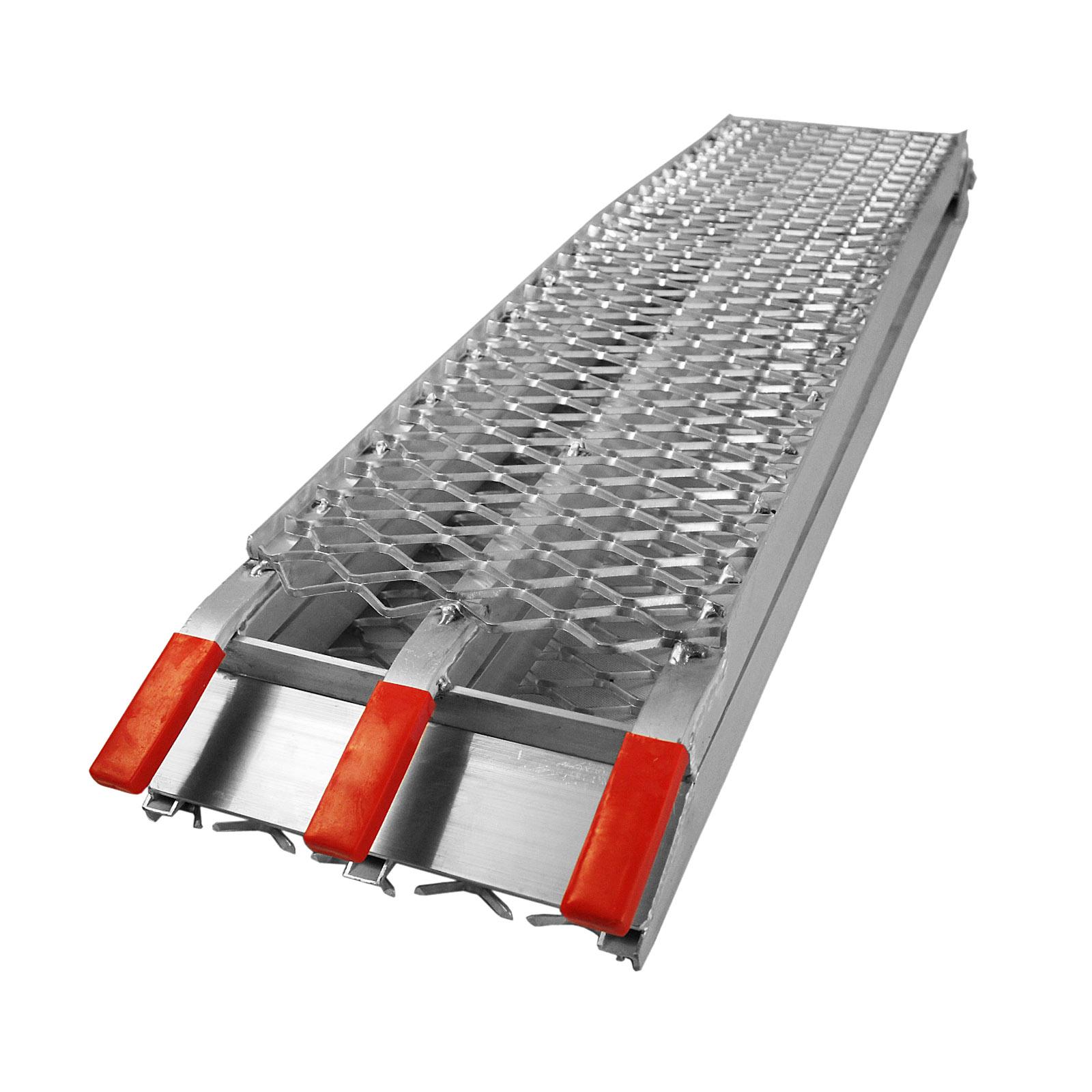 rampe fauteuil roulant rampe d 39 acc s 244 cm 270kg 2x. Black Bedroom Furniture Sets. Home Design Ideas