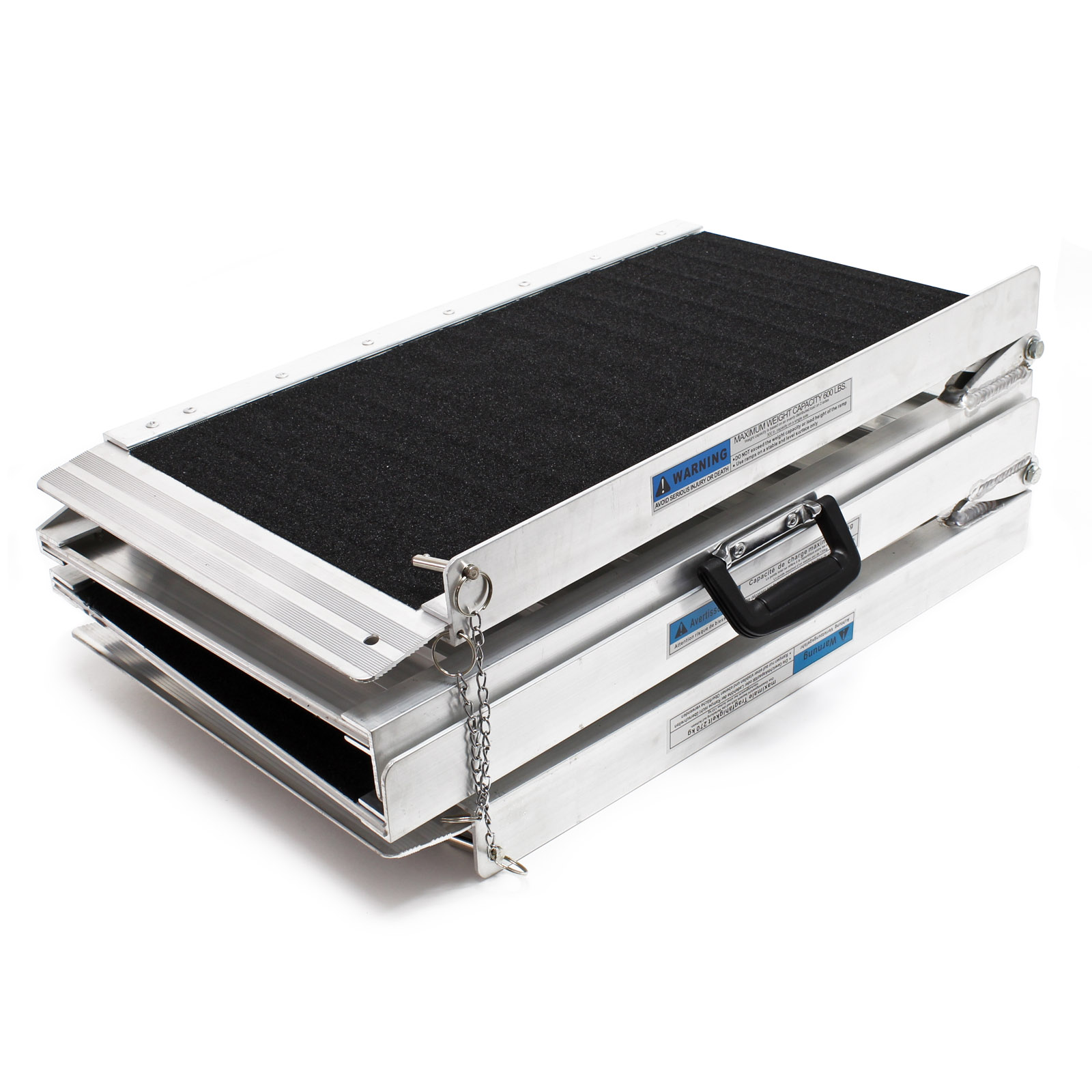 verschiedene varianten rollstuhlrampe aluminium rutschfest rampe rollstuhl mobil ebay. Black Bedroom Furniture Sets. Home Design Ideas