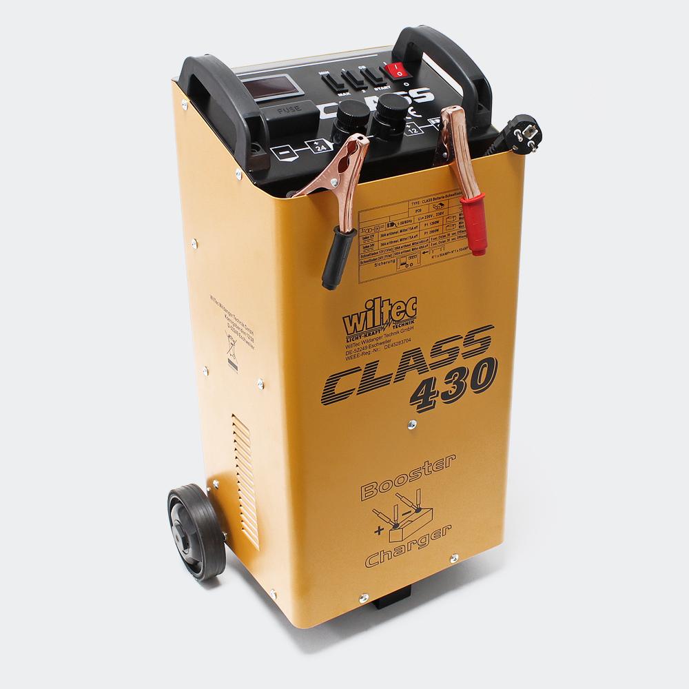 car van battery charger 12v 24v portable boost motorcycle motorhome truck 430 ebay. Black Bedroom Furniture Sets. Home Design Ideas