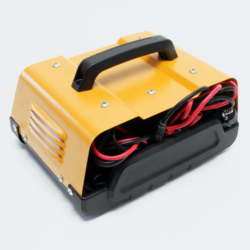 KFZ BatterieLadegerät 12V/ 24V Autobatterie Ladegerät Batterielader