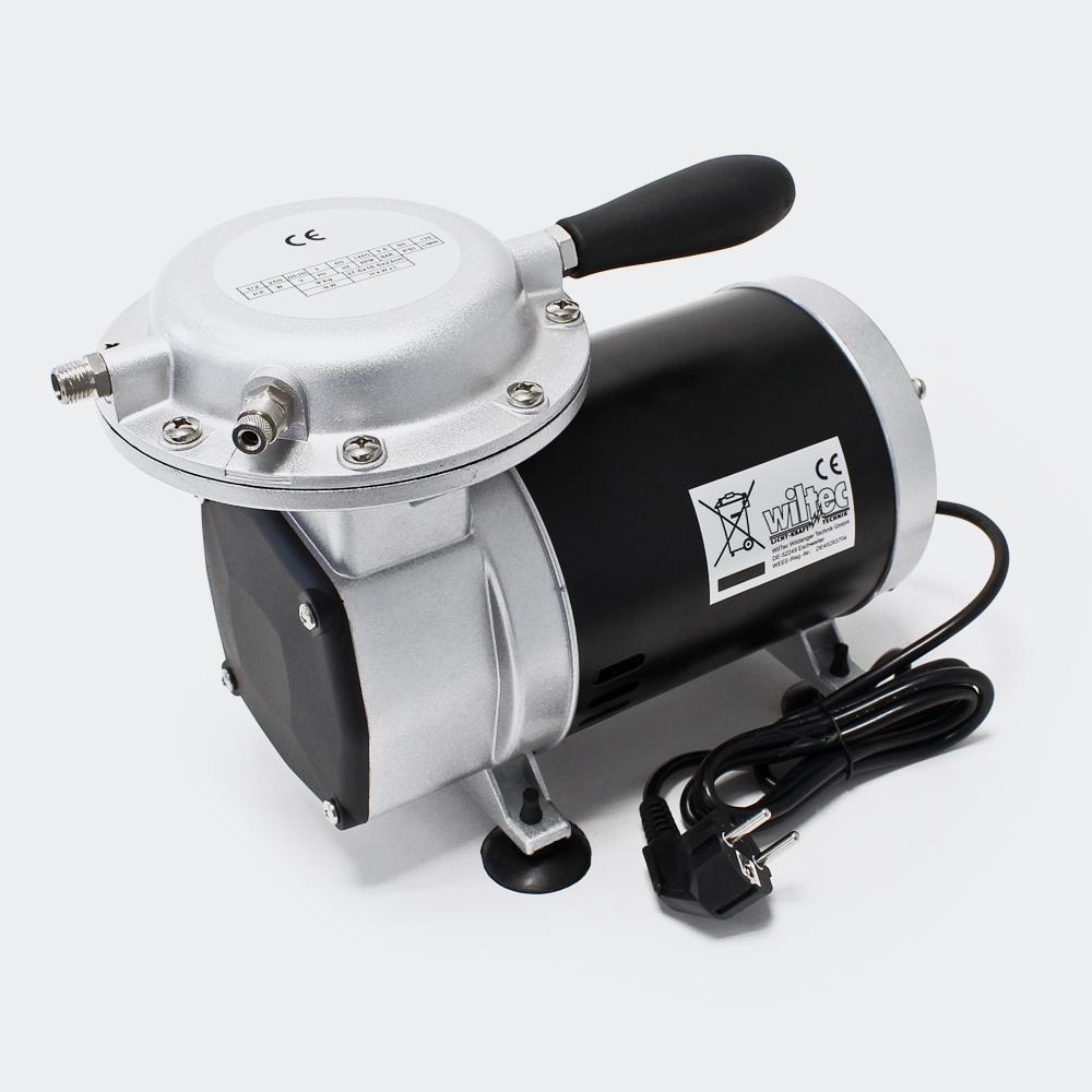 wiltec airbrush mini compressor model as09 34224. Black Bedroom Furniture Sets. Home Design Ideas