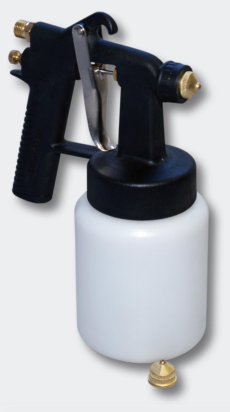 kit 2 compresseur et pistolet peinture 001 ebay. Black Bedroom Furniture Sets. Home Design Ideas