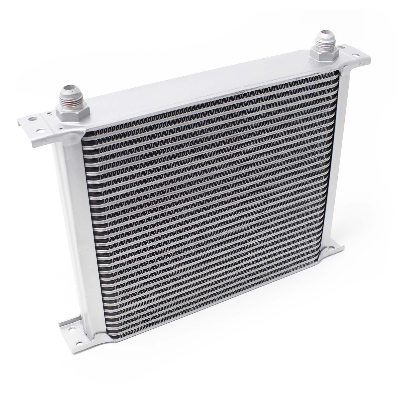 Ölkühler 30 Reihen Öl-Kühler Alu Kühlung Oil Cooler NEU