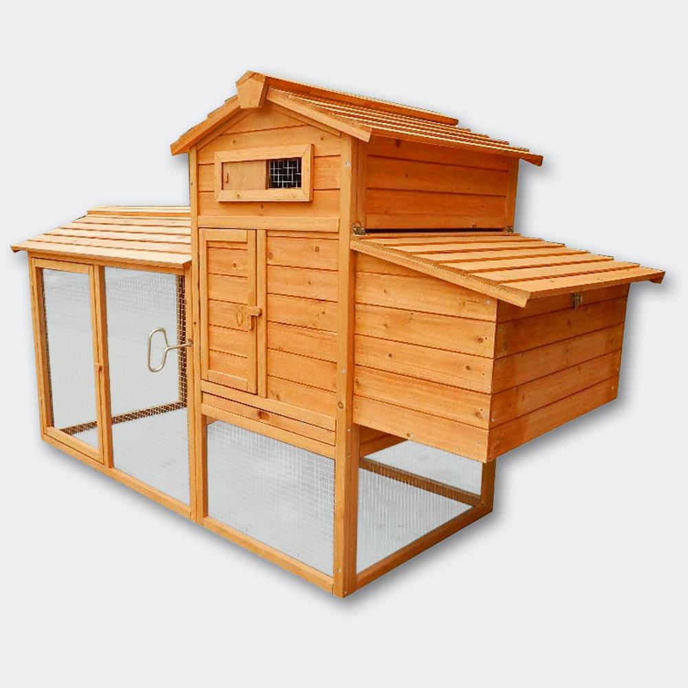 nagerhaus hasen h hnerstall kleintierhaus nistkasten freilauf gehege ebay. Black Bedroom Furniture Sets. Home Design Ideas