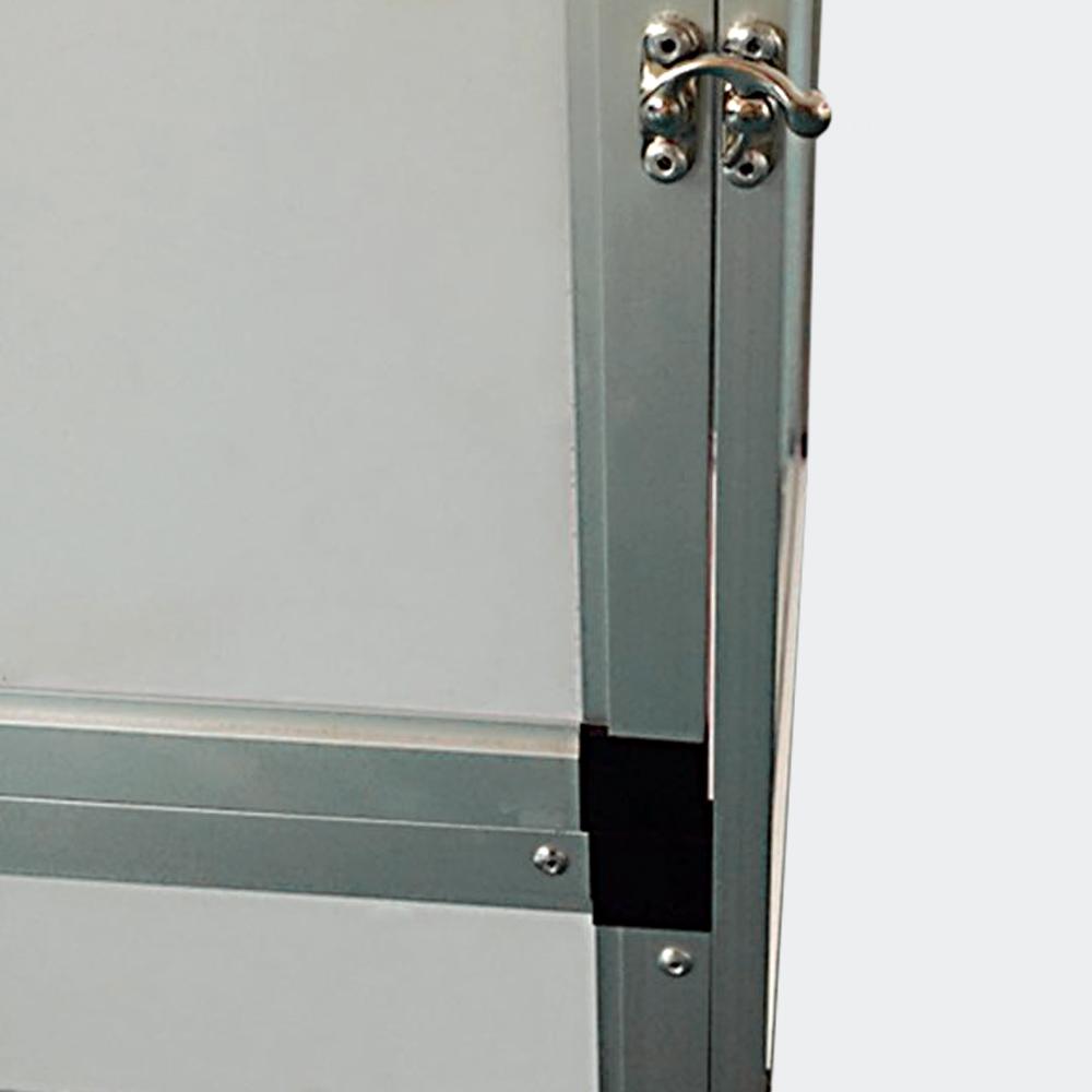 Metall Hühnerstall Kleintierhaus Nistkasten Freilauf Gehege
