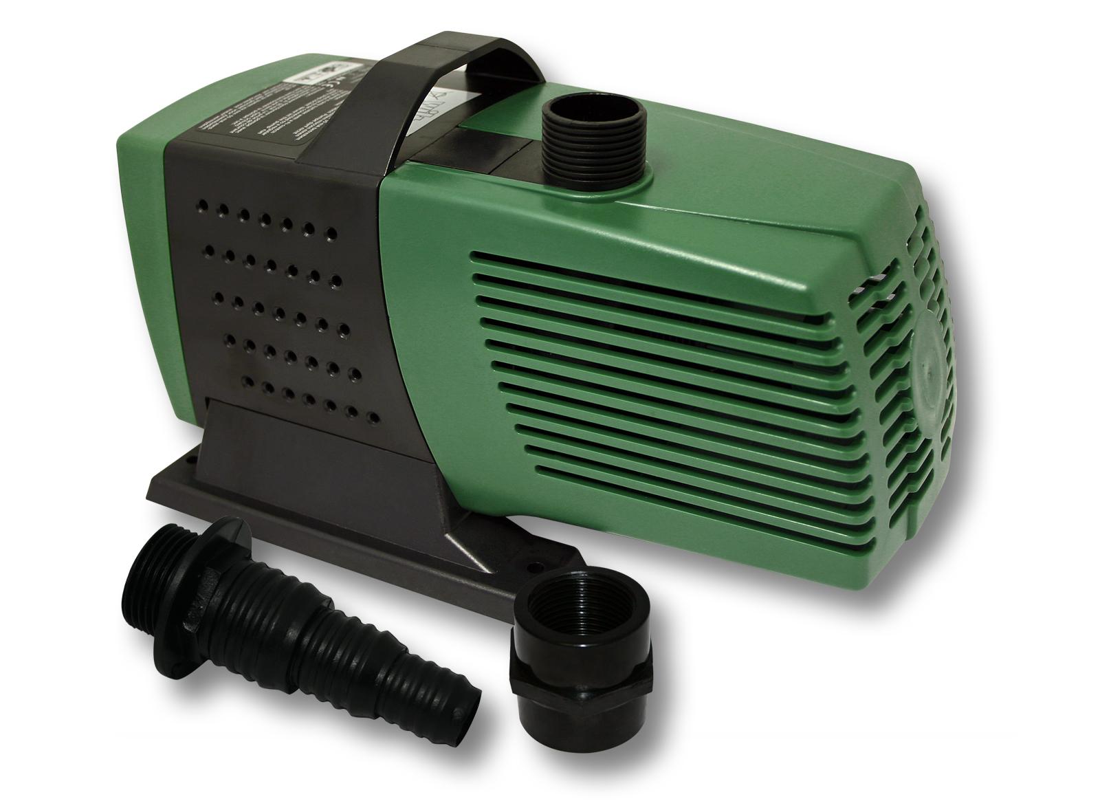 Jebao 10000l h 135w energy saving eco pond pump filter for Used koi pond equipment sale