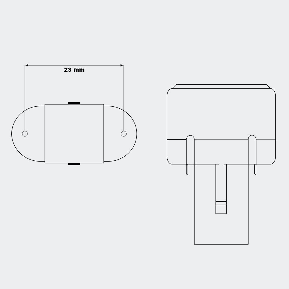 Ersatzteil Außenfilter SunSun HW-404B Ersatzlampe 9W UVC
