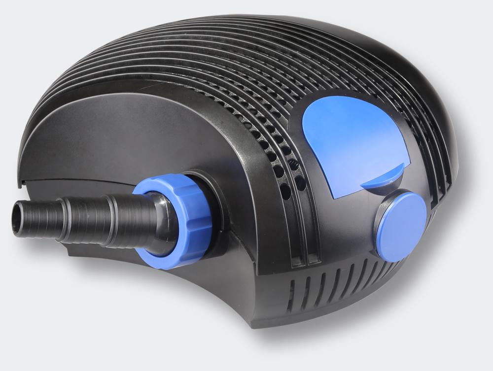 Sunsun 10000l h 80w supereco pompe de bassin p filtre for Pompe bassin jardiland