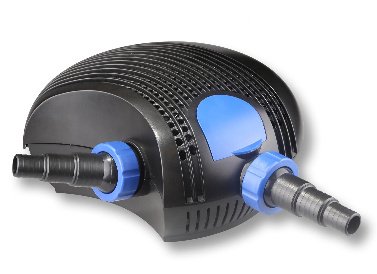 sunsun 10000l h 80w supereco pompe de bassin p filtre. Black Bedroom Furniture Sets. Home Design Ideas