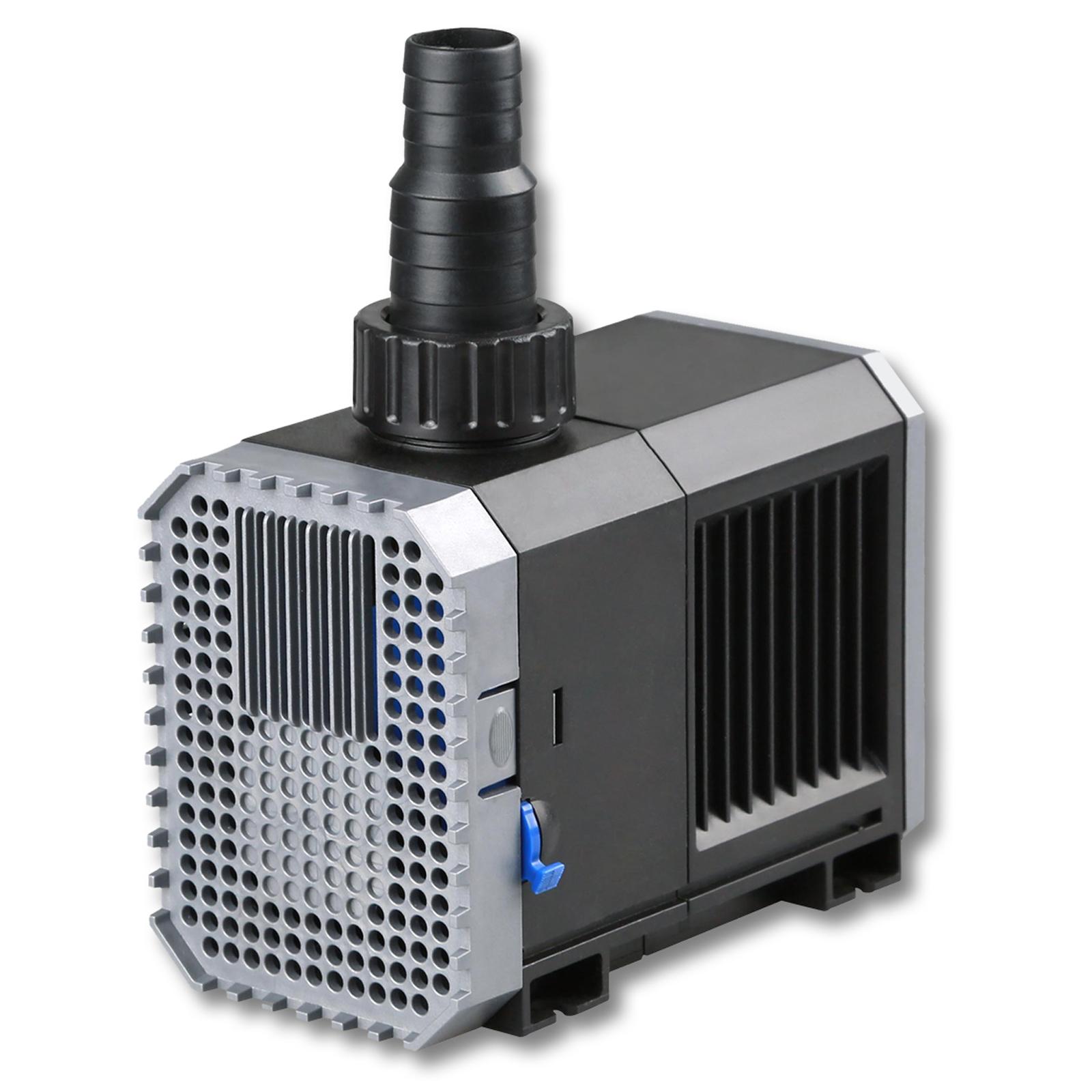 SunSun 3000l//h55W ECO Teichpumpe Bachlaufpumpe Filterpumpe TeichFilter CHJ3000
