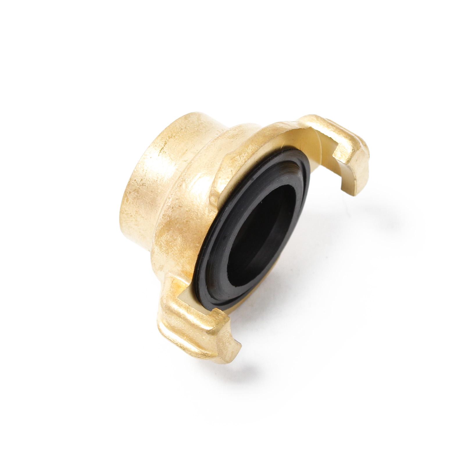 laiton raccord rapide tuyau d 39 eau dn20 3 4 filetage femelle ebay. Black Bedroom Furniture Sets. Home Design Ideas