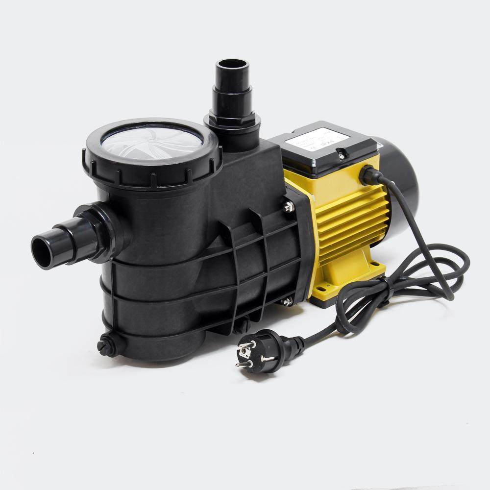 Poolpumpe 8m3/h 380W Schwimmbadpumpe Filterpumpe