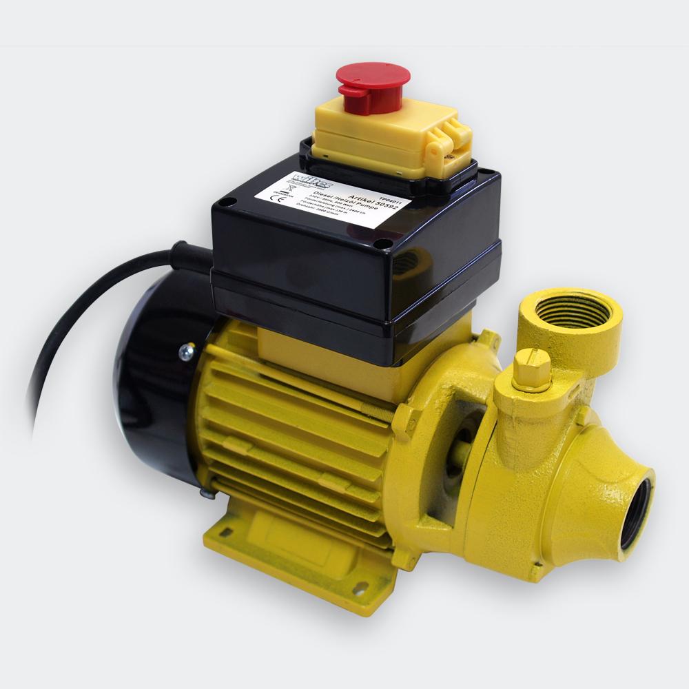 Dieselpumpe 230VAC 600W 2400L/h