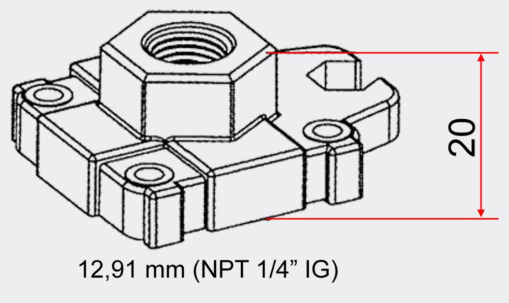 pressostat contr leur de pression pour compresseur d 39 air sk 8 ebay. Black Bedroom Furniture Sets. Home Design Ideas