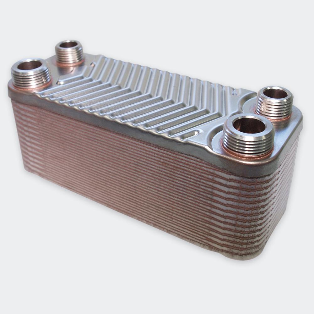 wiltec changeur de chaleur thermique inox 30 plaques max 66 kw 50673. Black Bedroom Furniture Sets. Home Design Ideas