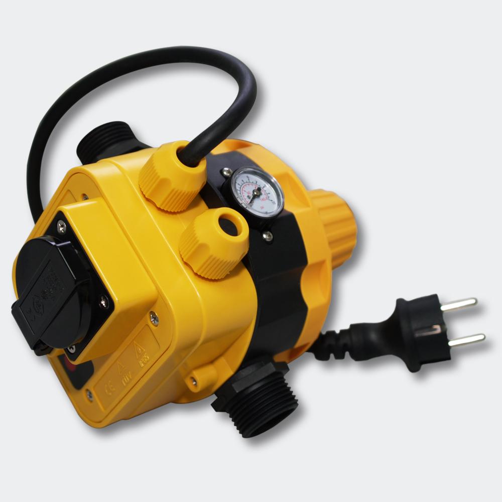 pumpensteuerung hauswasserwerk druckschalter brunnenpumpe dsk 8 1 mit schuko ste ebay. Black Bedroom Furniture Sets. Home Design Ideas