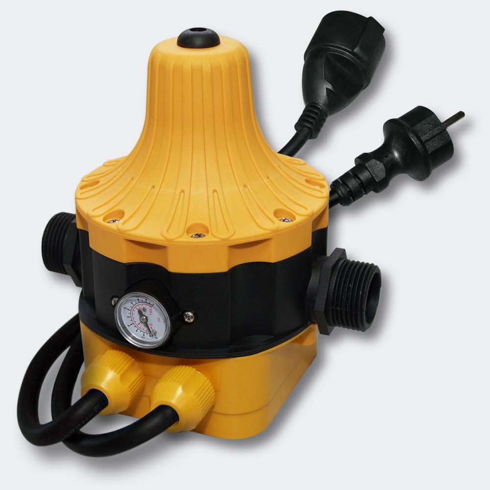 wiltec druckschalter druckw chter kompressor luftkompressor hauswasserwerk pumpe. Black Bedroom Furniture Sets. Home Design Ideas