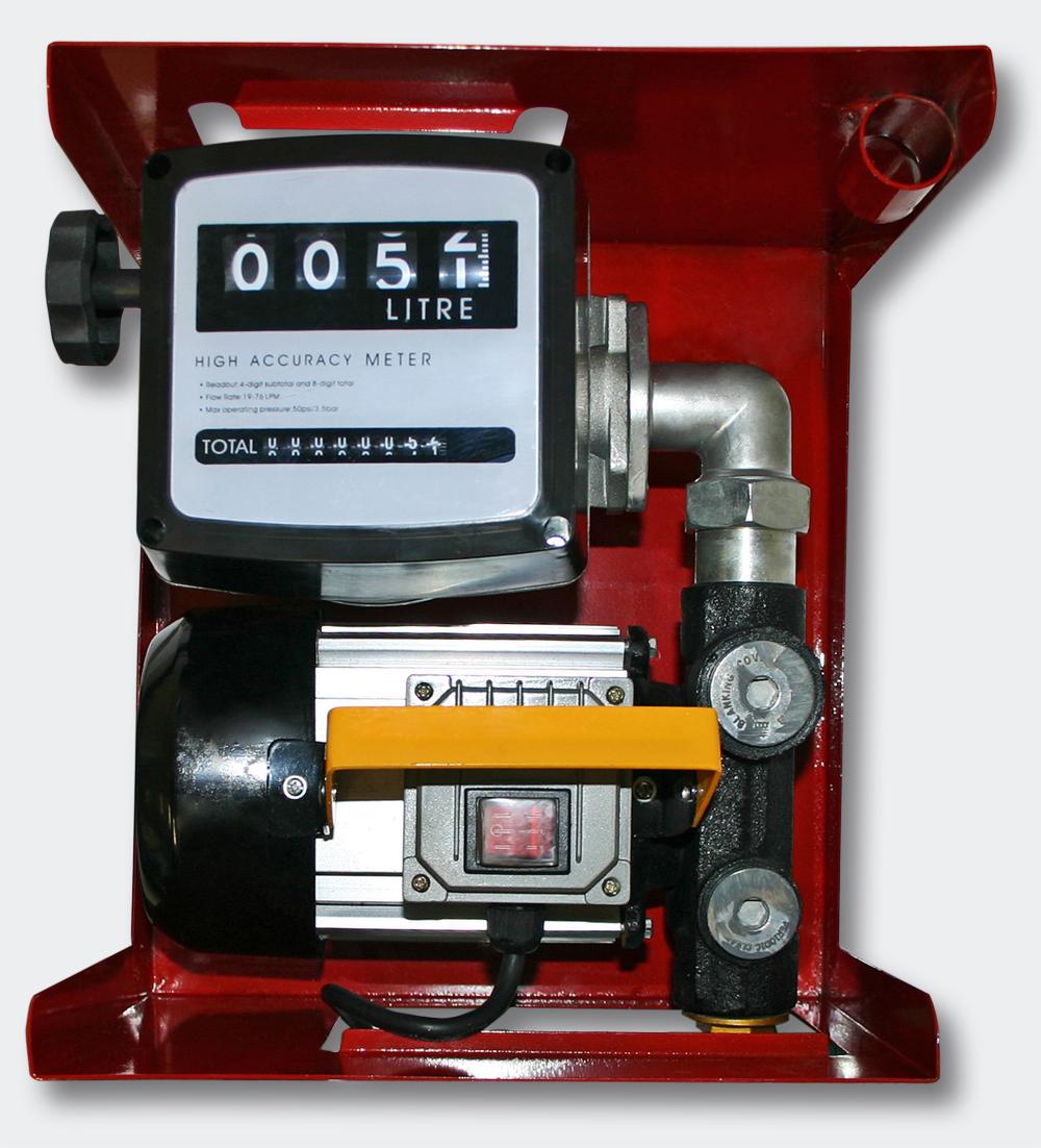 Diesel und Heizölpumpe