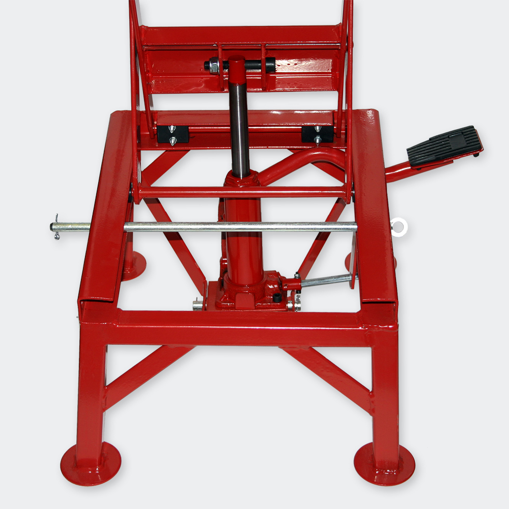 Hydraulic Motorcycle Stand : Motorcycle lift stand table hydraulic jack