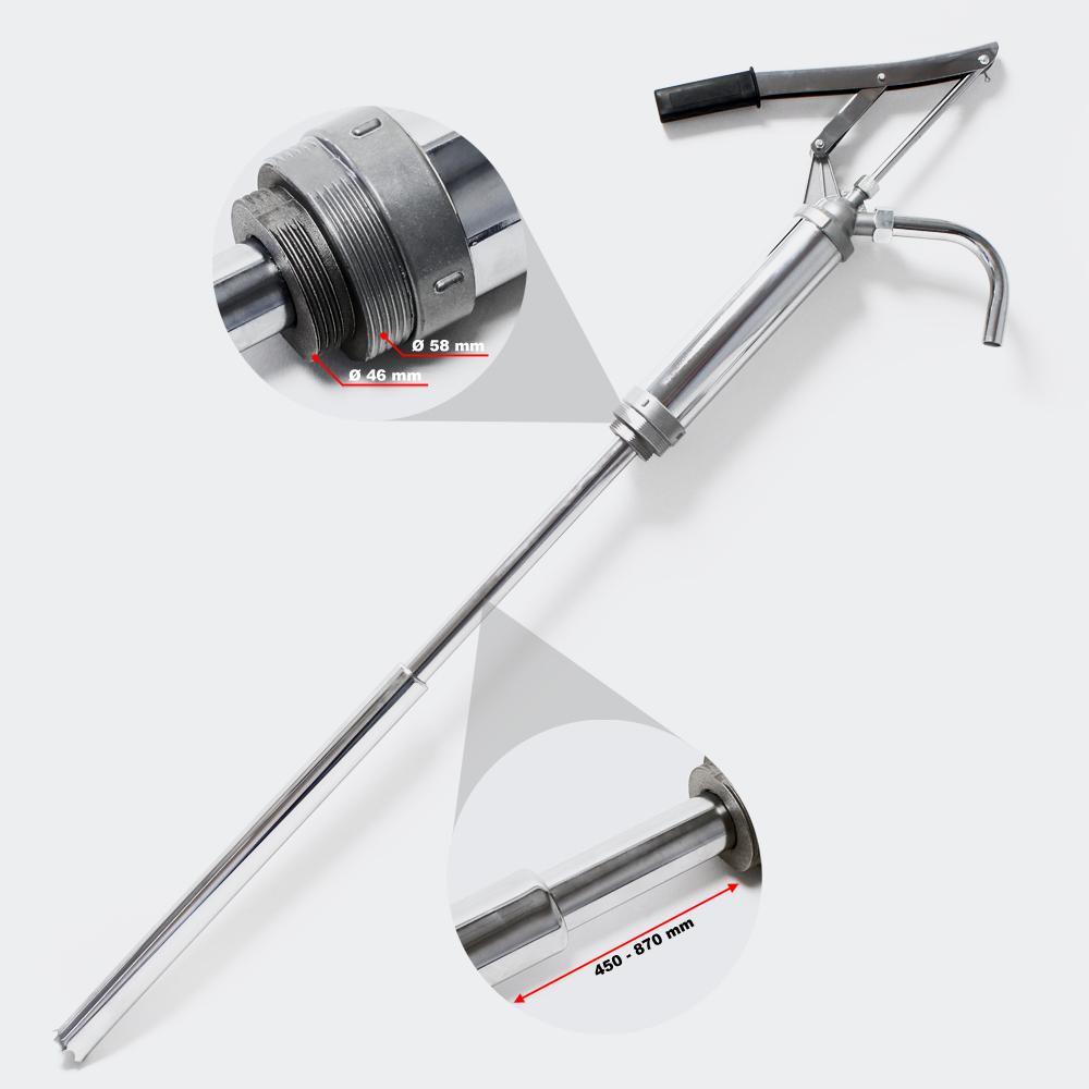 Handpumpe / Faßpume fur Diesel-Heizol