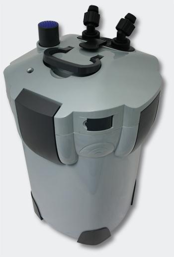 SUNSUN-Aquarium-1400-l-h-1-4m-3-Stufen-mit-UVc-9W-Filtermaterial-Aussen-Filter