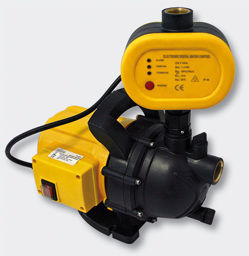 gartenpumpe hauswasserwerk 1200w 3800l h tragbare. Black Bedroom Furniture Sets. Home Design Ideas