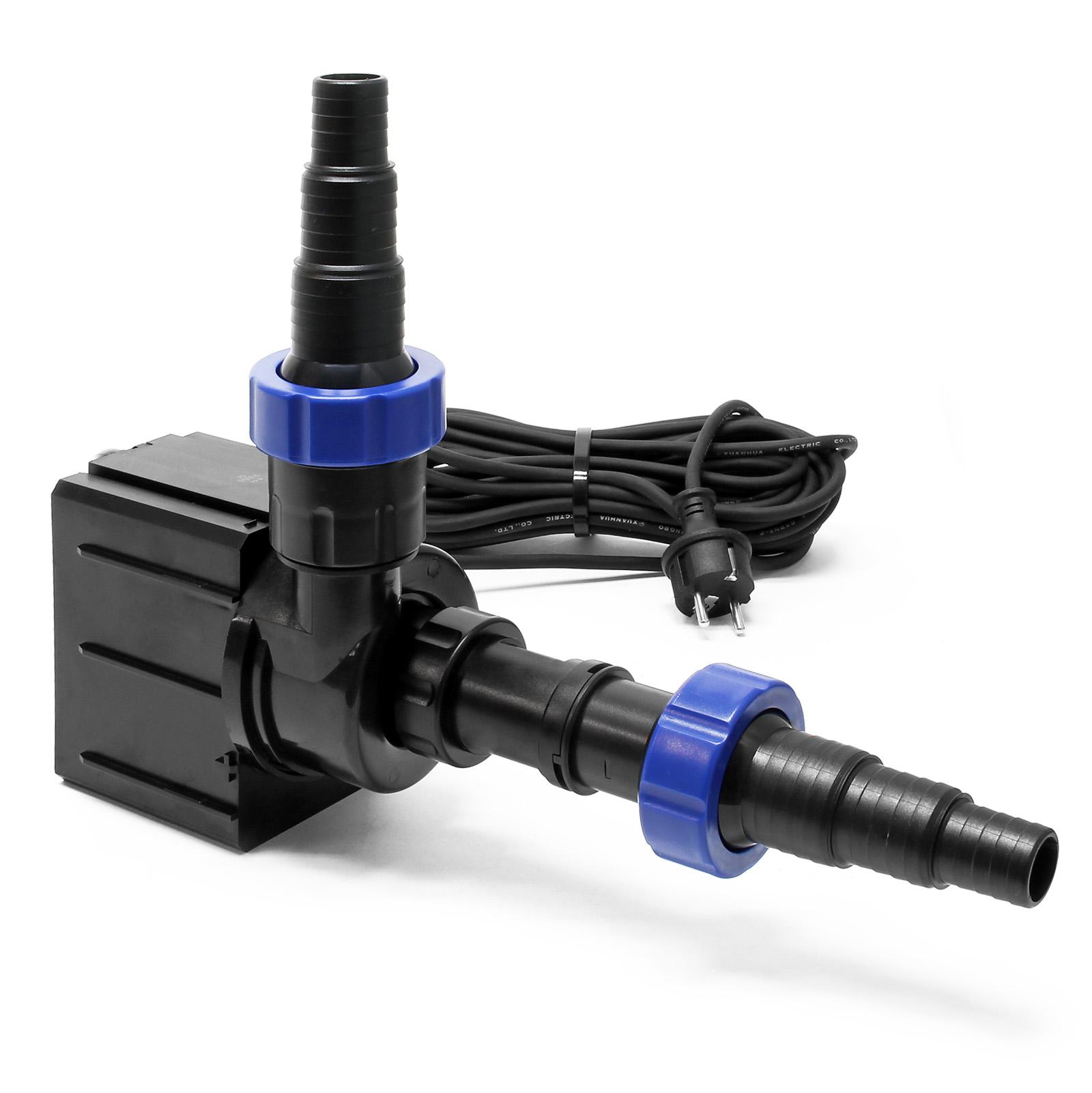 Vari modelli sunsun ctm supereco pompa per laghetto salus for Pompa filtro laghetto