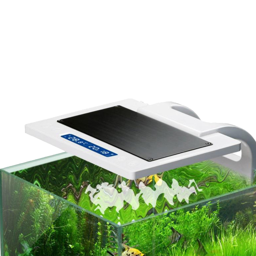 sunsun hkl 250 nano aquarium 15 l led beleuchtung innenfilter cube ebay. Black Bedroom Furniture Sets. Home Design Ideas