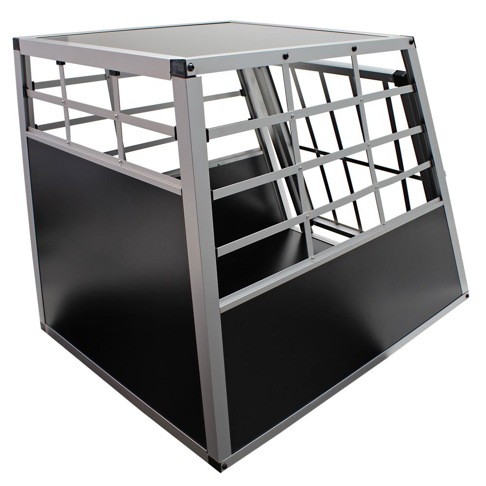 cage de transport pour chien grande 1 porte cage box de. Black Bedroom Furniture Sets. Home Design Ideas