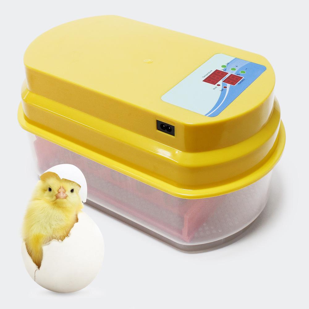 Vollautomatische Brutmaschine 15 Eier Brutapparat Brüter Inkubator