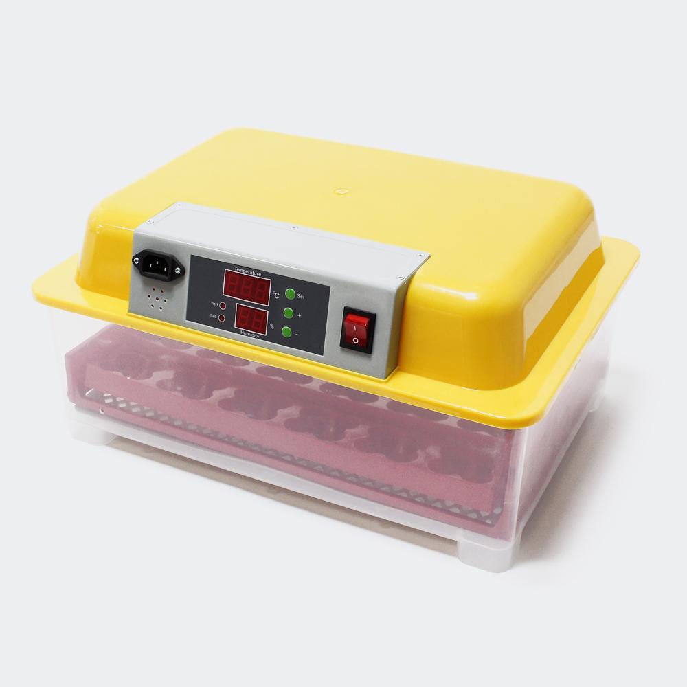 Vollautomatische Brutmaschine 24 Eier Brutapparat Brüter Inkubator