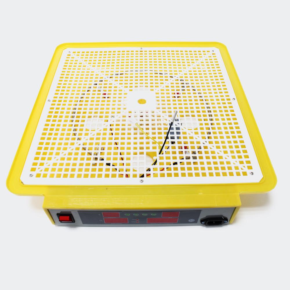 Vollautomatische Brutmaschine 48 Eier Brutapparat Brüter Inkubator