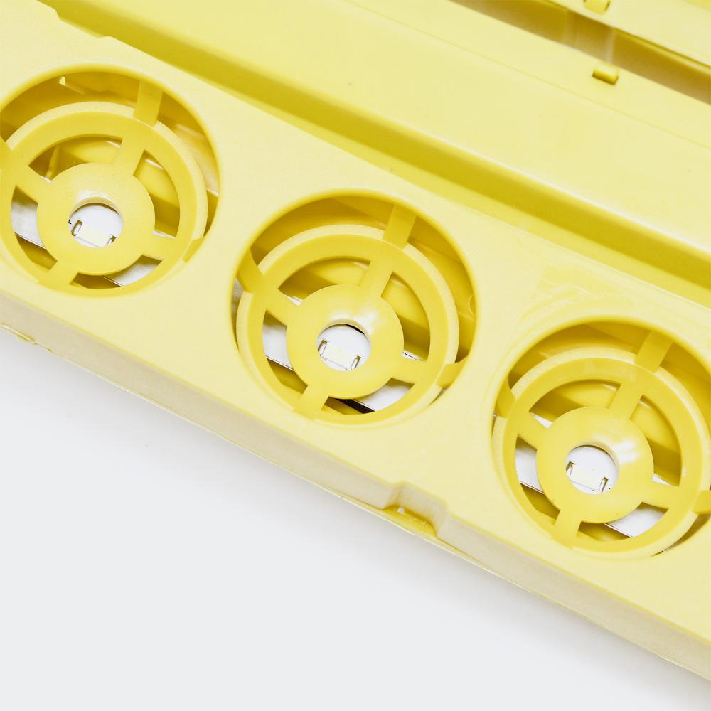 Ersatzteil: Einsatz für 56 Eier mit LED Inkubator