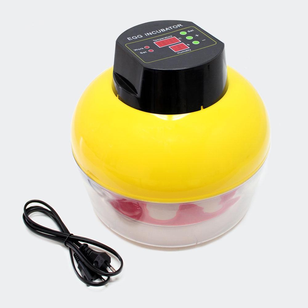 Automatische Brutmaschine WQ-8 mit Doppeldisplay Inkubator