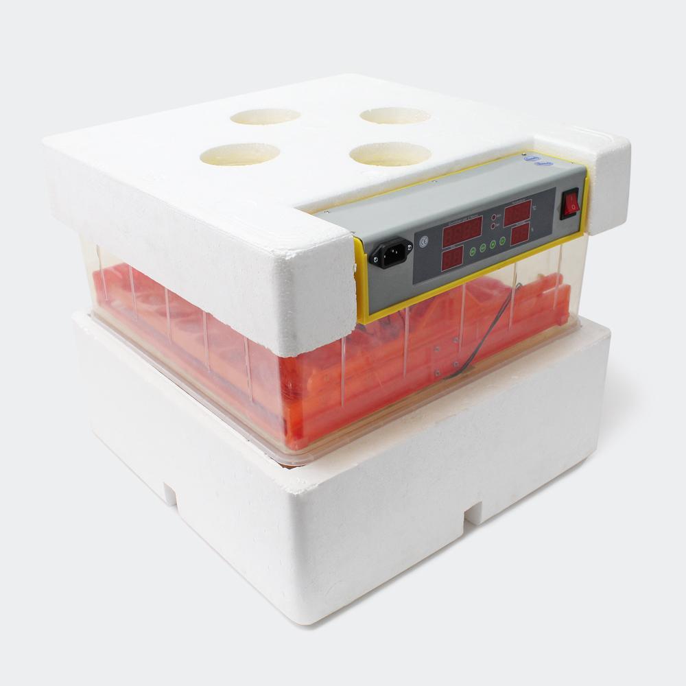 Wiltec automatische brutmaschine wq 72 inkubator for Bassin plastique 2000l