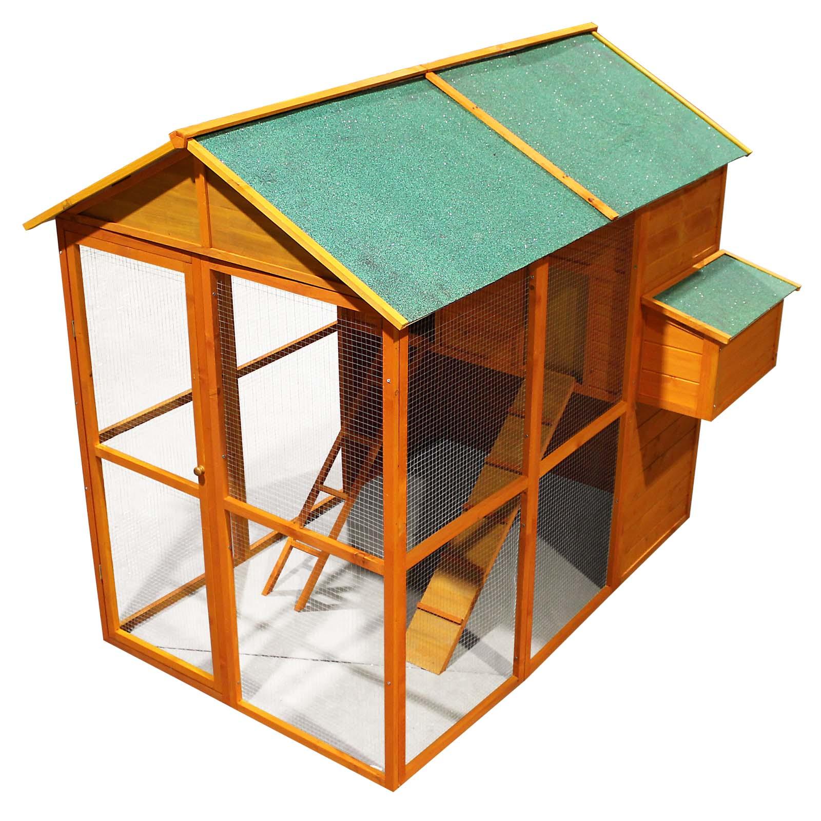 verschiedene modelle h hnerhaus h hnerstall voliere. Black Bedroom Furniture Sets. Home Design Ideas