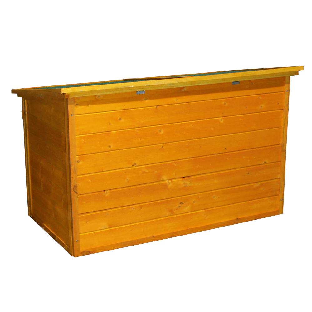 holzkiste sitzauflagen auflagenkiste toybox auflagenbox kissenbox gartenbox ebay. Black Bedroom Furniture Sets. Home Design Ideas