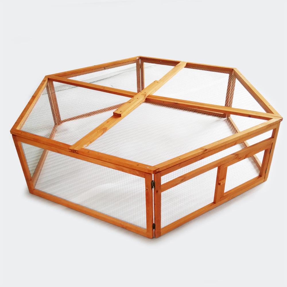 wiltec freilaufgehege aus holz mit abdeckung holz kleintierstall freilaufgehege holz mit. Black Bedroom Furniture Sets. Home Design Ideas