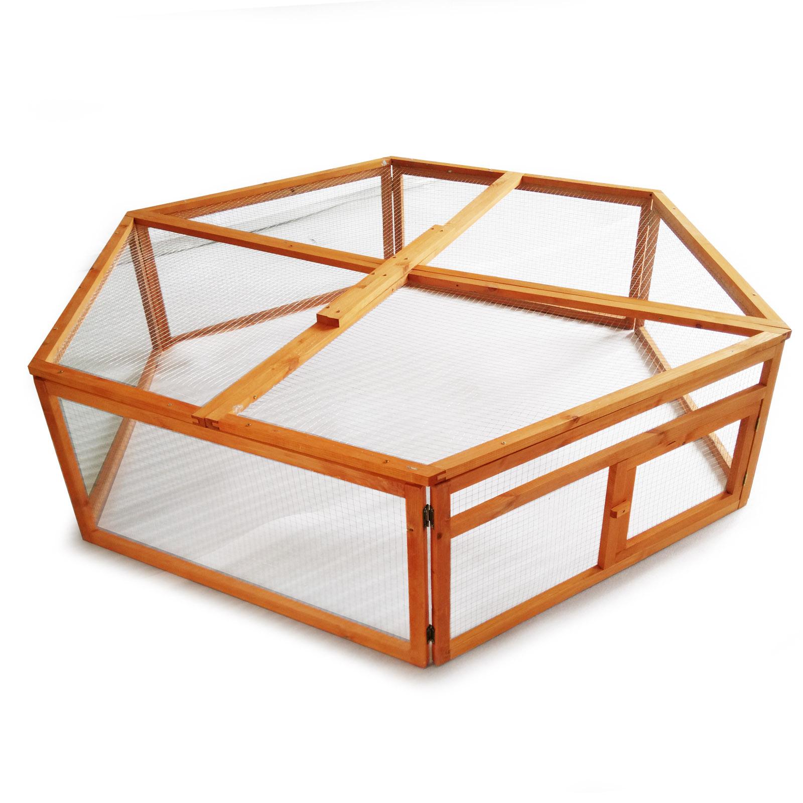 h hnerhaus h hnerstall freilauf holz kleintierstall stall freigehege gehege ebay. Black Bedroom Furniture Sets. Home Design Ideas