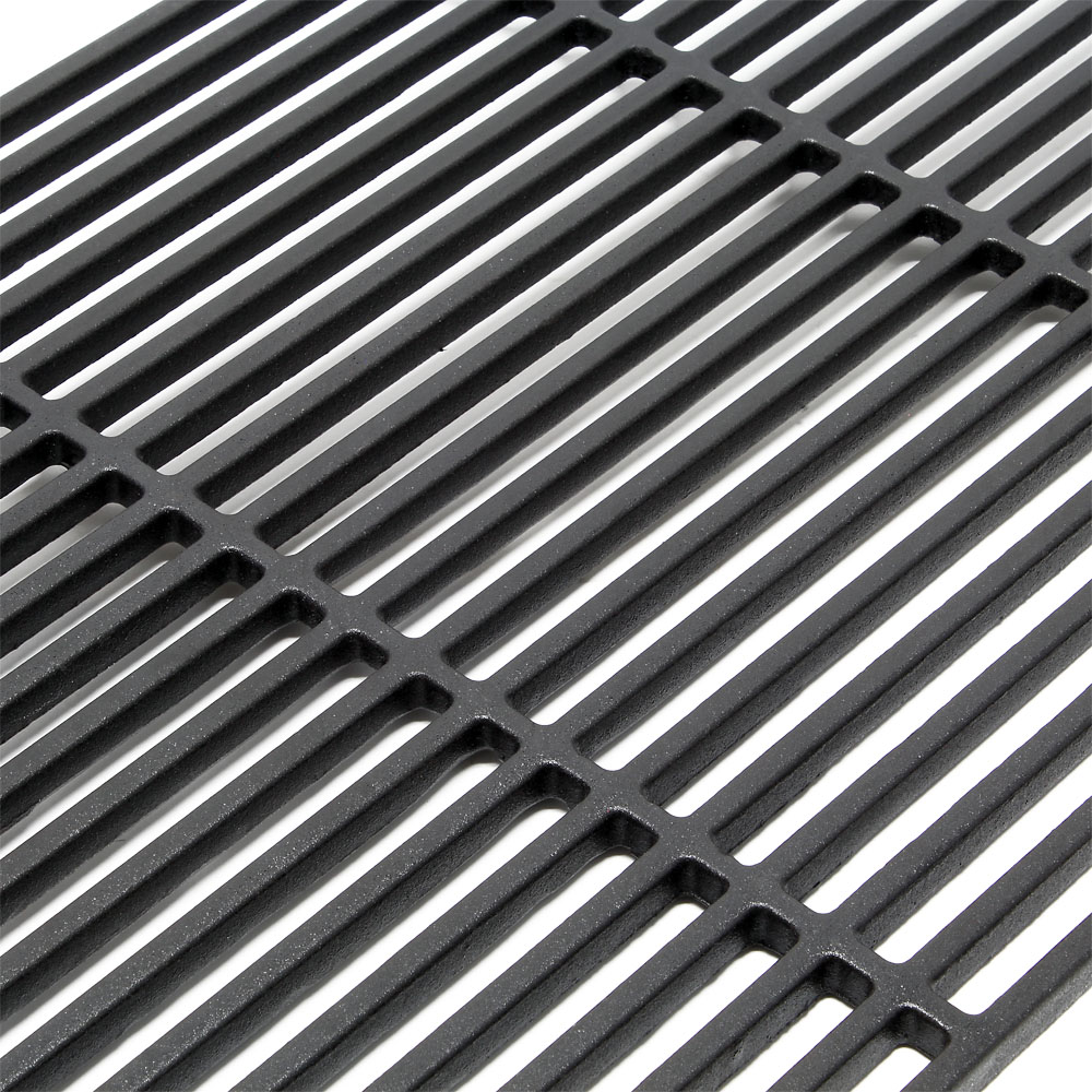 barbecue grate iron rectangular 67x40cm massive grate iron. Black Bedroom Furniture Sets. Home Design Ideas