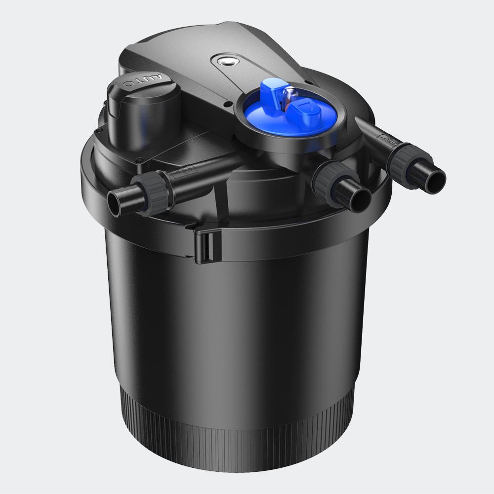 SunSun CPA-2500 Druckteichfilter UVC 11W bis 6000l Koi Teich