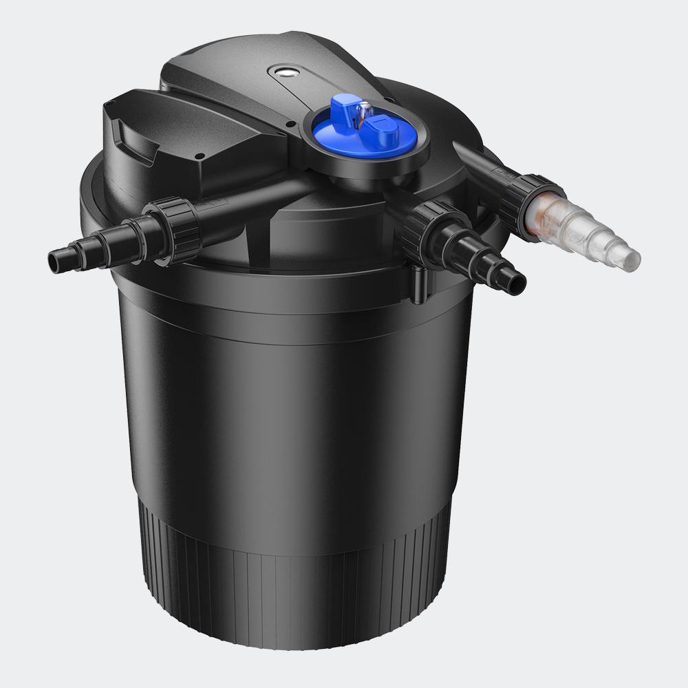 SunSun CPA-10000 Druckteichfilter UVC 11W bis 12000l Koi Teich