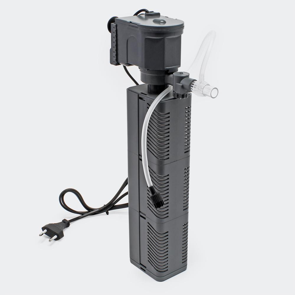 SunSun HJ-1122 ECO Aquariumpumpe mit Luftzuführung & Filter 1400l/h 18W