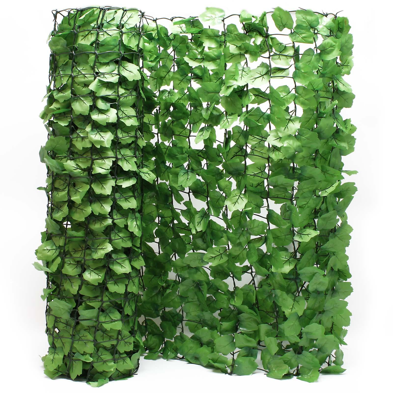 leaf 300x100 cm Windscreen blind patio balcony fence sight protection