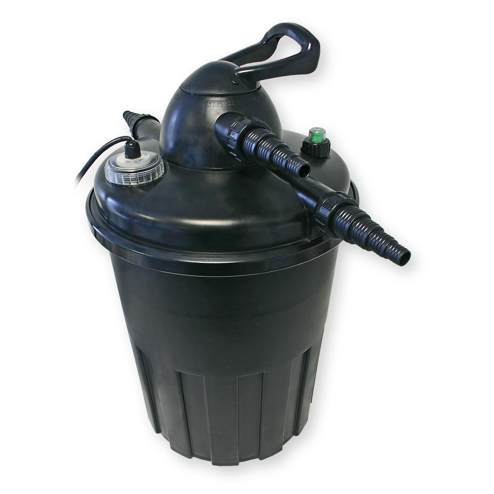 Ttjebao pressione pond filter 15000l uvc per depuratore for Depuratore laghetto