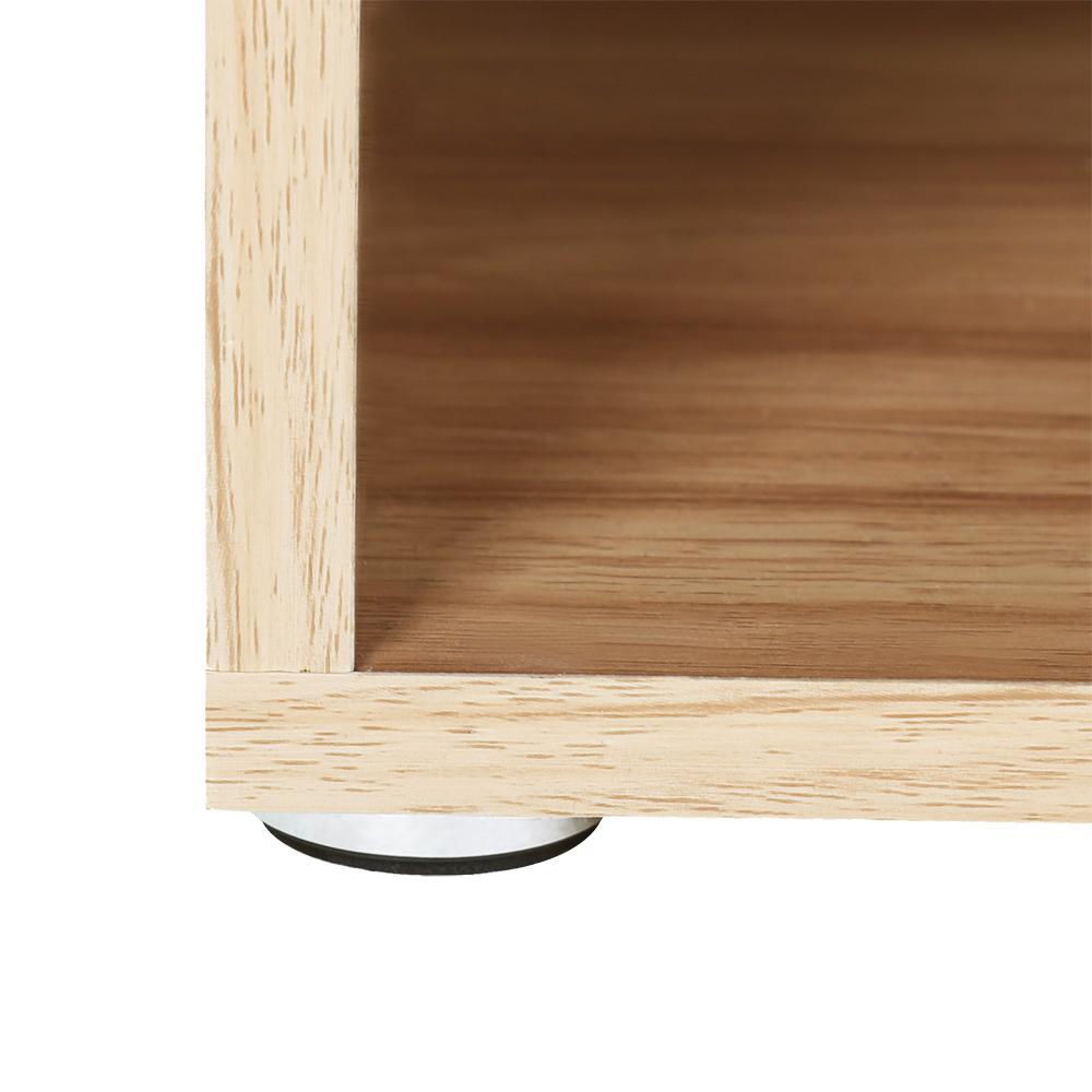 schuhschrank eiche 10 paar schuhe schuhbank schrank bank regal auflage sitzbank ebay. Black Bedroom Furniture Sets. Home Design Ideas