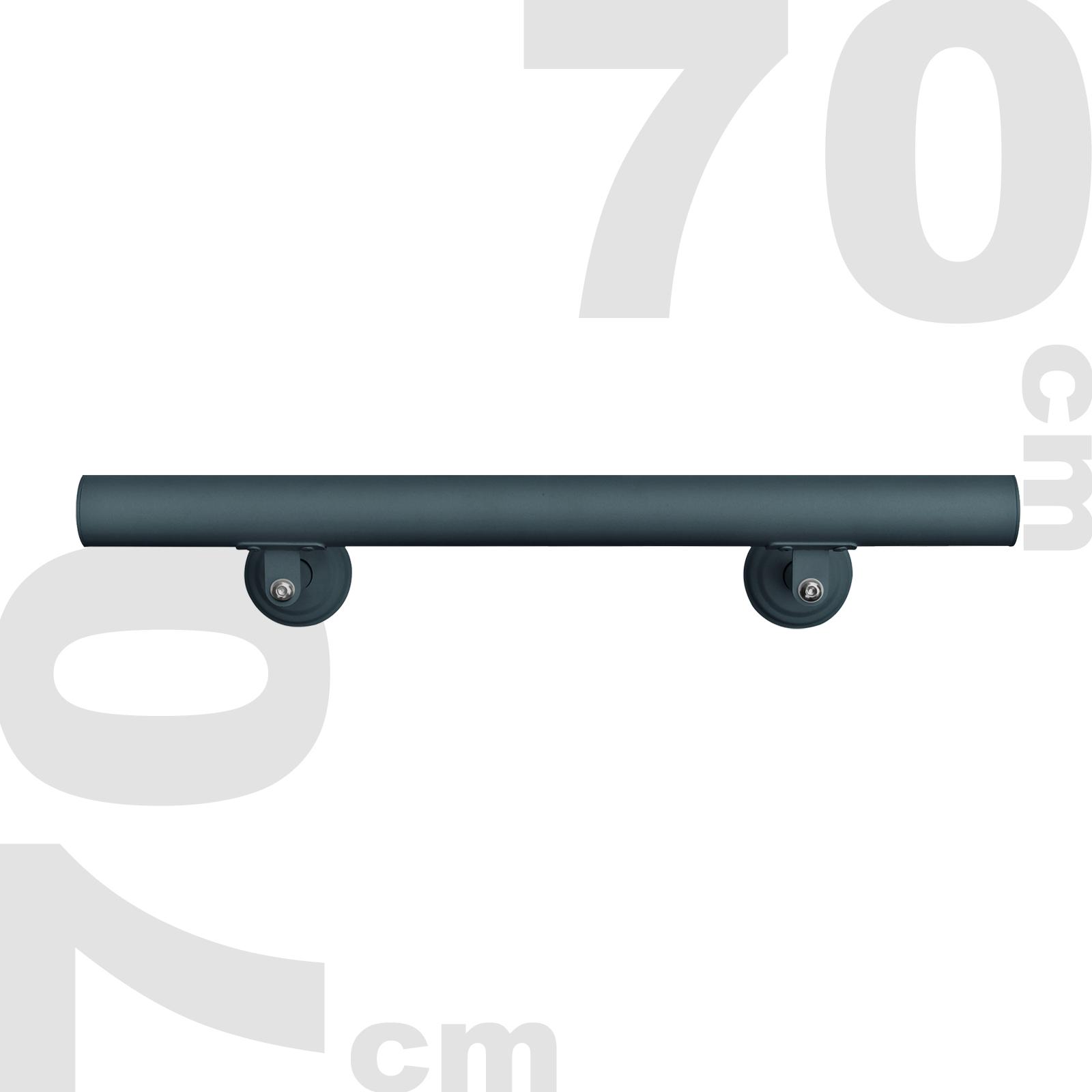 100 cm Flachstahl 40x4 Flach EDELSTAHL V2A roh