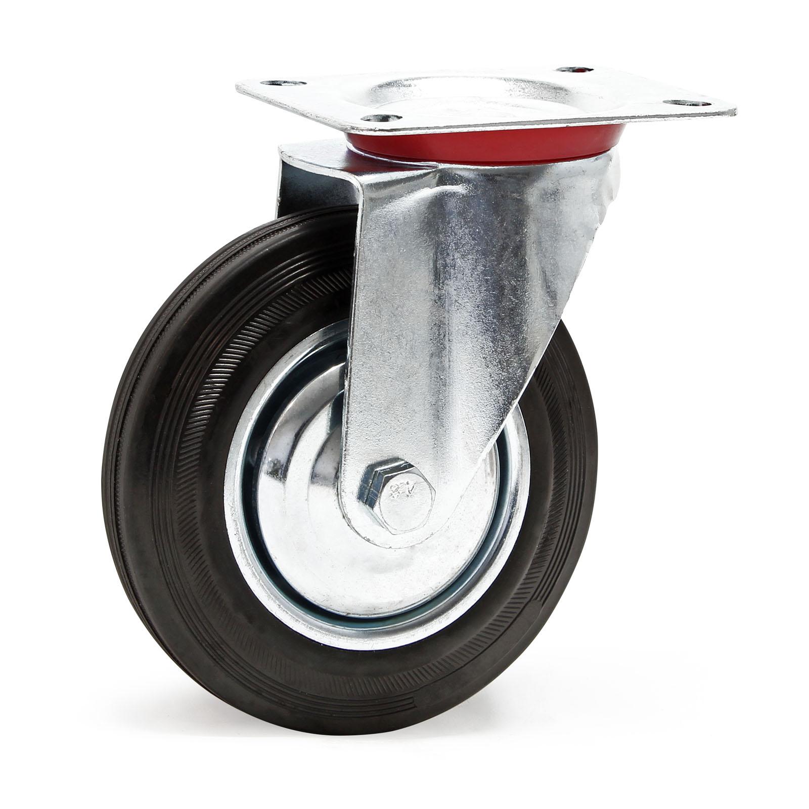 Charge de sécurité de 40KG de roulette fixe robuste de meubles de roue à